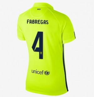 Camiseta nueva Barcelona Mujer Equipacion Primera 2014/2015