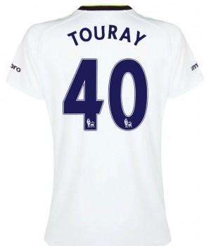 Camiseta nueva Tottenham Hotspur Livermore Primera 2013/2014