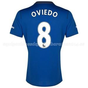 Camiseta Everton Oviedo 1a 2014-2015