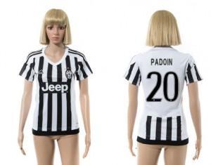 Camiseta Juventus 20 2015/2016 Mujer