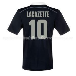 Camiseta del Lacazette Lyon Tercera 2014/2015