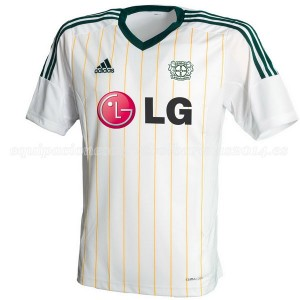 Camiseta de Bayer 04 Leverkusen 2014/2015 Tercera Equipacion