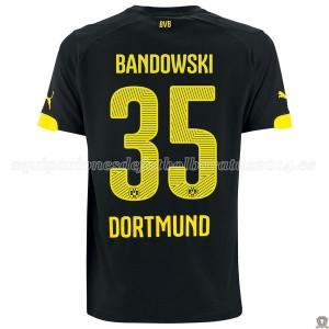 Camiseta Borussia Dortmund Bandowski Segunda 14/15