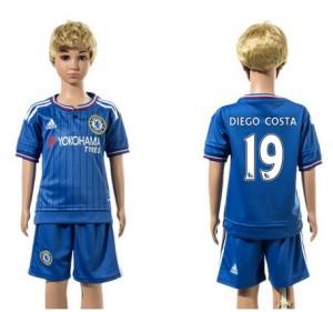 Camiseta nueva del Chelsea 2015/2016 19 Ni?os Home