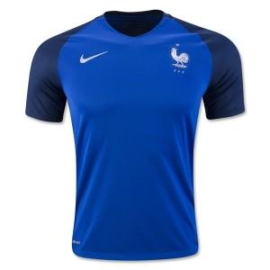 Camiseta nueva Francia 2016/2017