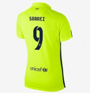 Camiseta de Barcelona 2014/2015 Segunda Dani Alves