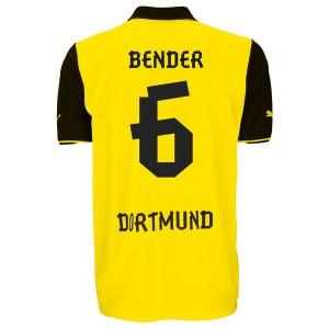 Camiseta nueva Borussia Dortmund Bender Primera 2013/2014