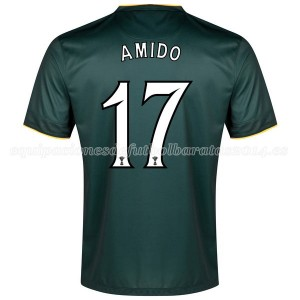Camiseta de Celtic 2014/2015 Segunda Amido Equipacion