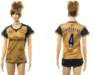Camiseta nueva Arsenal 4# Away