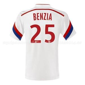 Camiseta del Benzia Lyon Primera 2014/2015