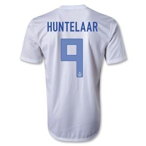 Camiseta Holanda Huntelaar Segunda 2013/2014