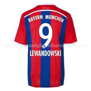 Camiseta del Lewandowski Bayern Munich Primera Equipacion