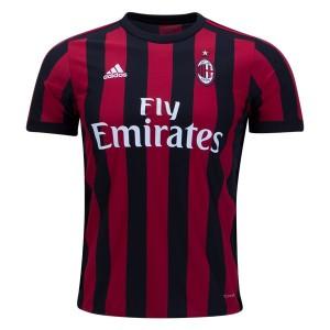 Camiseta nueva AC Milan 2017/2018