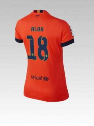 Camiseta de Barcelona 2014/2015 Primera Alexis