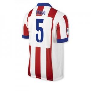 Camiseta nueva Atletico Madrid TIAGO Equipacion Primera 2014/2015
