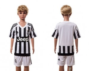 Camiseta nueva del Juventus 2015/2016 Ni?os Home