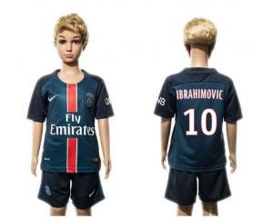 Camiseta nueva Paris st germain Ni?os 10 2015/2016