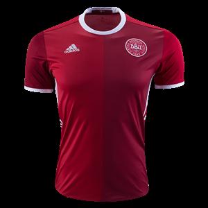 Camiseta nueva Dinamarca Equipacion Primera 2016