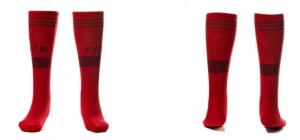 Thai version of the socks de FC Bayern Munchen 15-16 Home Niños