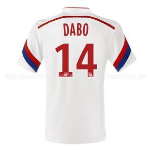 Camiseta nueva Lyon Dabo Primera 2014/2015