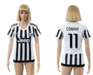 Camiseta Juventus 11 2015/2016 Mujer