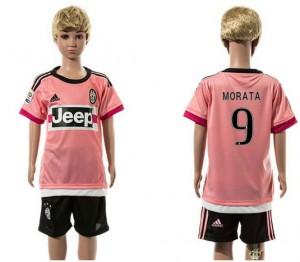 Camiseta nueva Juventus Ni?os 9 2015/2016
