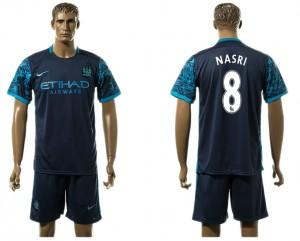 Camiseta de Manchester City Away 8#