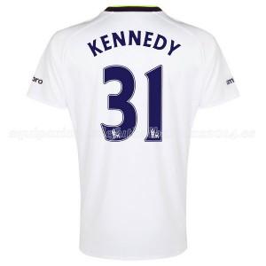 Camiseta nueva del Everton 2014-2015 Kennedy 3a