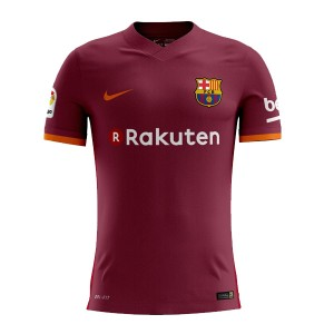 Camiseta nueva FC Barcelona Segunda 2017-18