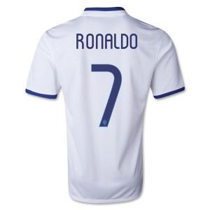 Camiseta de Portugal de la Seleccion 2013/2014 Segunda Ronaldo