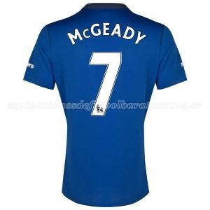 Camiseta nueva del Everton 2014-2015 McGeady 1a