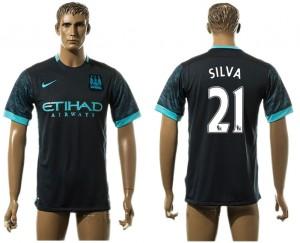 Camiseta de Manchester City Away 21# aaa version