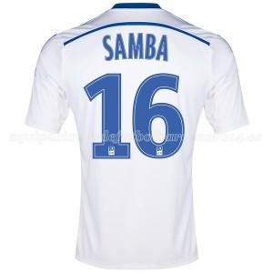 Camiseta del Samba Marseille Primera 2014/2015