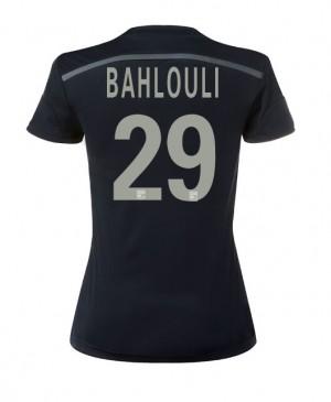 Camiseta del Lemina Marseille Segunda 2014/2015