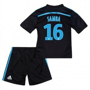 Camiseta Portero nueva Manchester United Amos ML 1a 2014/2015
