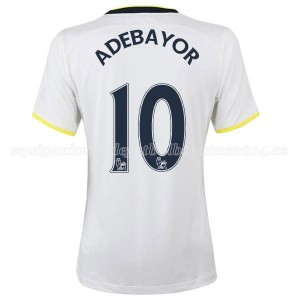Camiseta Tottenham Hotspur Adebayor Primera 14/15