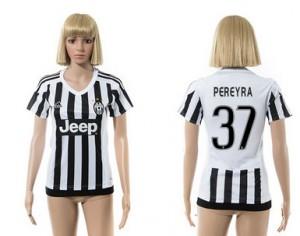 Camiseta nueva del Juventus 2015/2016 37 Mujer