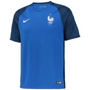 Camiseta nueva Francia Equipacion Primera 2016