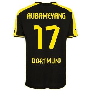 Camiseta nueva Borussia Dortmund Aubameyang Segunda 2013/2014