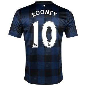 Camiseta del Rooney Inglaterra de la Seleccion Segunda 2013/2014