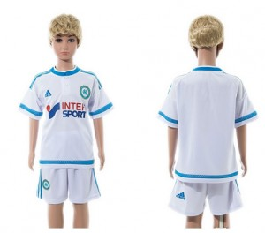 Camiseta nueva Marseille Ni?os 2015/2016