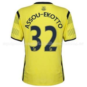 Camiseta del Assou Ekotto Tottenham Hotspur Tercera 14/15