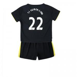 Camiseta del Hooper Celtic Segunda Equipacion 2013/2014