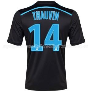 Camiseta nueva Marseille Thauvin Tercera 2014/2015