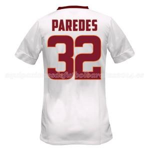 Camiseta nueva AS Roma Jedcaj Equipacion Segunda 2014/2015