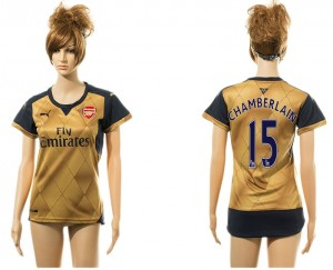 Camiseta nueva del Arsenal 15# Away