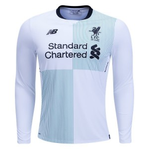 Camiseta del Liverpool Away Long Sleeve 2017/2018