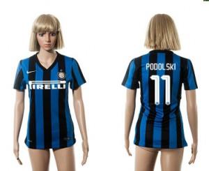Camiseta Inter Milan 11 2015/2016 Mujer