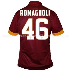 Camiseta de AS Roma 2014/2015 Primera Romagnoli Equipacion
