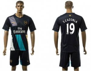 Camiseta de Arsenal Away 19#